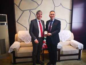 Via della Seta: Collaborazione bilaterale tra geologi italiani e cinesi