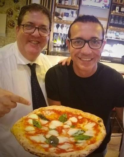 Sannio Falanghina ospite la secolare arte della pizza napoletana