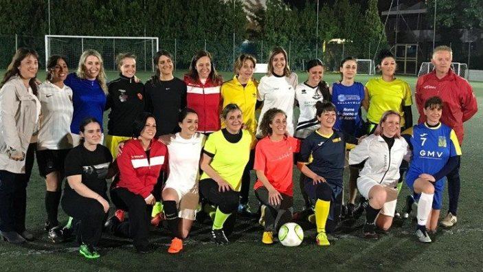 Squadra di calcio femminile anche per il Vaticano