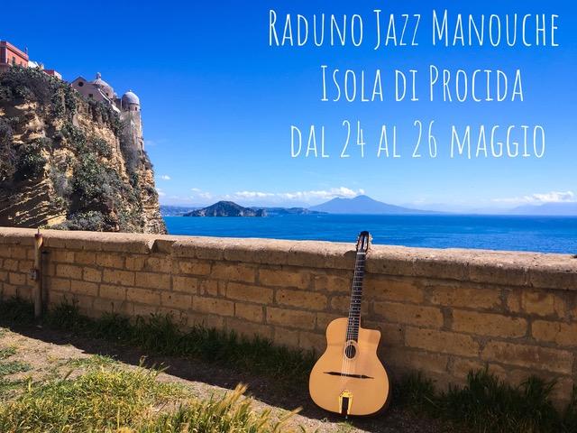 Raduno Jazz Manouche - Isola di Procida 2019