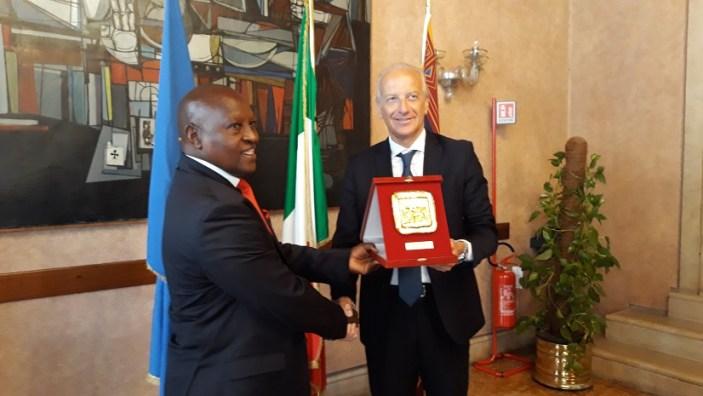 Siglato patto di collaborazione tra Veneto e Kenya