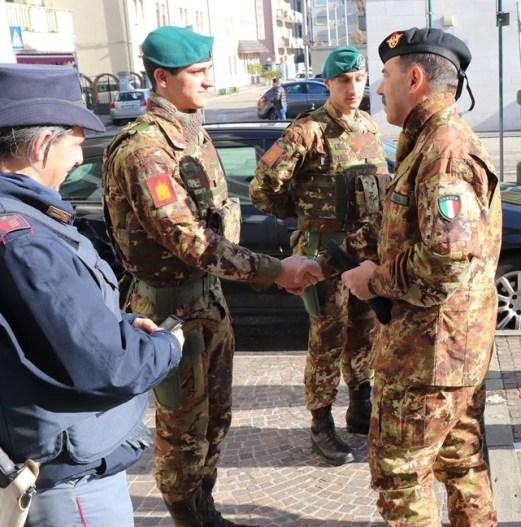 """Operazione """"Strade Sicure"""": indagine conoscitiva sul personale militare"""