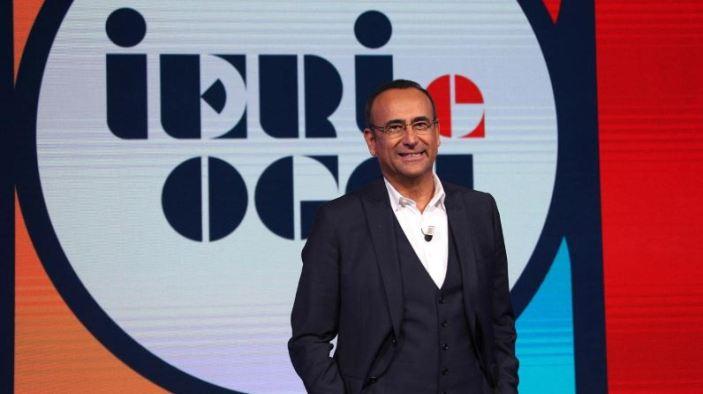"""RAI3, Carlo Conti torna con """"IERI E OGGI"""""""