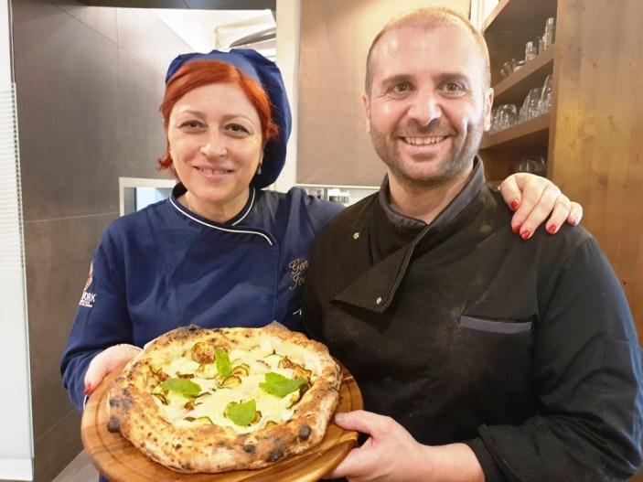 Gusto e solidarietà alla pizzeria Ciro Savarese di Arzano (NA)