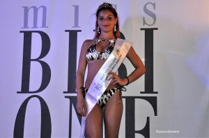 Asya Fregnan prima Miss Bibione International 2019