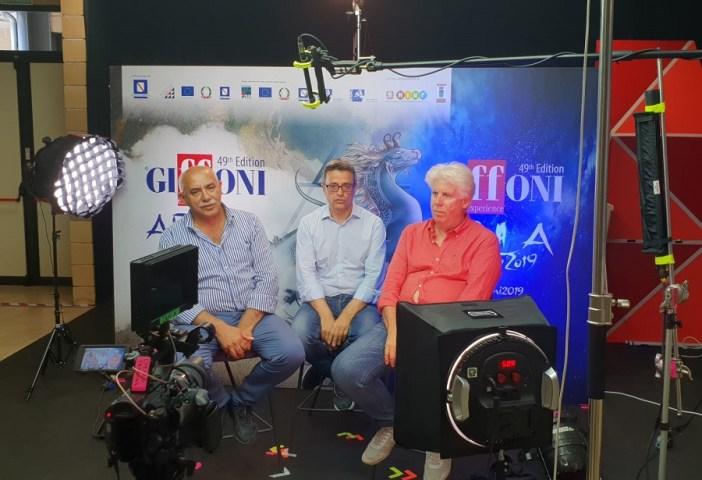 Successo a Giffoni per la presentazione di Cinefrutta