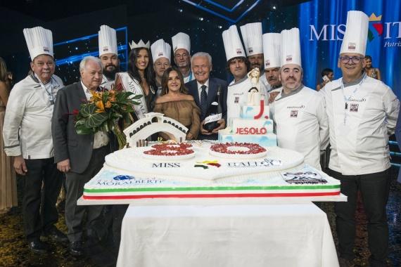 Miss Italia festeggia coi Ristoratori del Radicchio