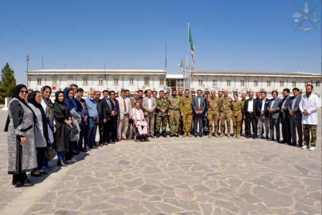 Afghanistan: Primo workshop tra medici