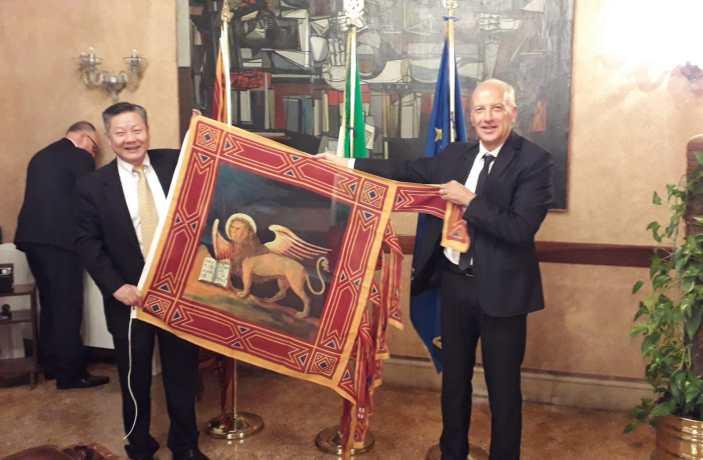 Intesa tra Veneto e Cina