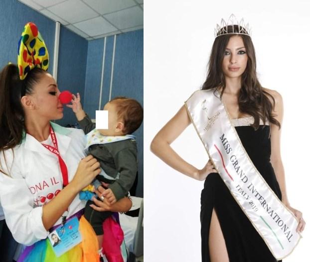 Il buon cuore italiano alla finale mondiale di Miss Grand International
