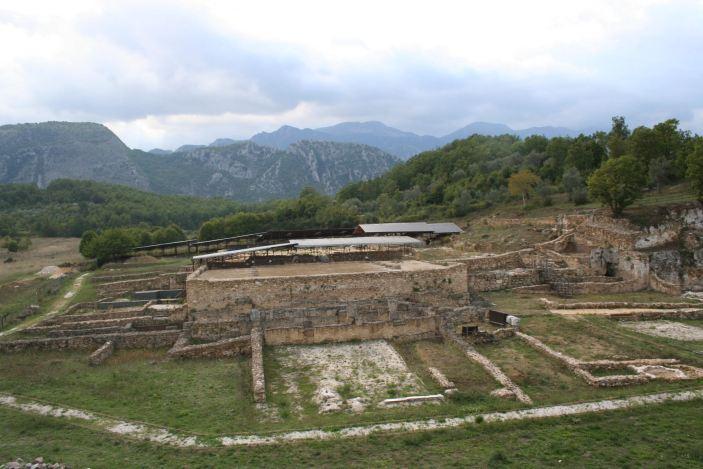A San Vincenzo Volturno scoperto monastero che lavorava come centro produttivo
