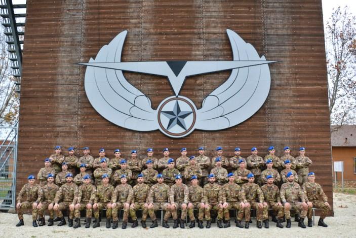 "Il 66° ""Trieste"" abilita 41 nuovi fanti aeromobili"