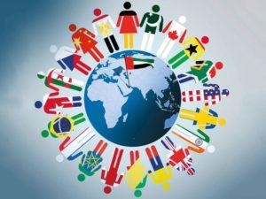 Il nuovo mondo pieno di culture diverse che si sta creando, senza lasciare spazio al razzismo