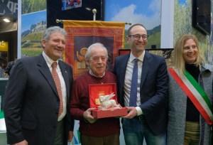 Motorbike expo Verona: Premiato Bellon, il sarto meccanico