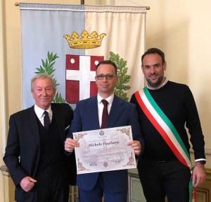 Treviso premia medico che ha salvato bimbo in vacanza