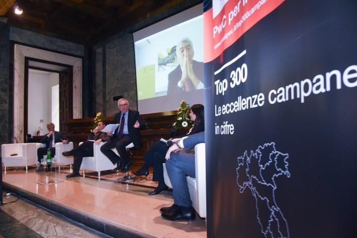 Le aziende Top 300 in Campania