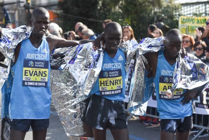Half City Marathon a Napoli
