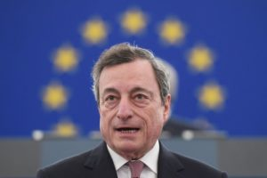 Mario Draghi, l'ex numero uno della Banca centrale europea