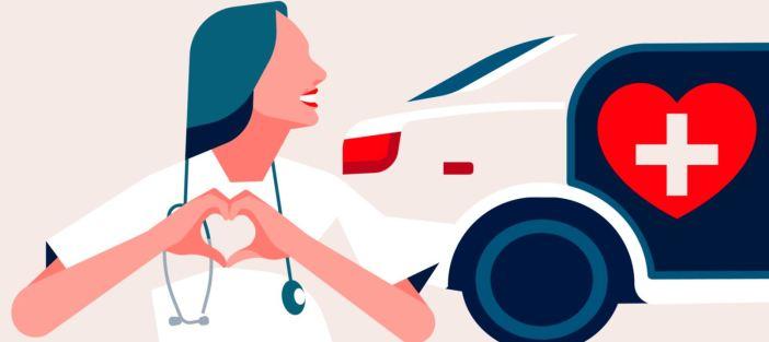 Covid 19: Free Now e Q8 lanciano EROI, servizio taxi gratuito per i sanitari