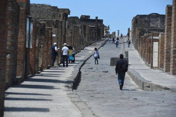 Torna a risplendere il sito archeologico di Pompei