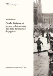 """Fondazione Benetton presenta il libro """"Giochi diplomatici"""""""