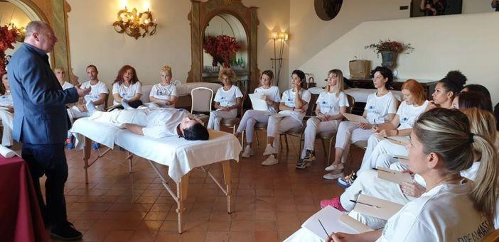 Ripartono i corsi targati Dream Massage