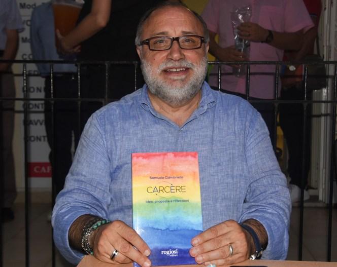 """Samuele Ciambriello presenta il suo """"Carcere"""""""