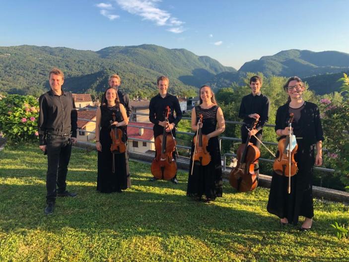 I Filarmonici Friulani con Ricobello e Floramo