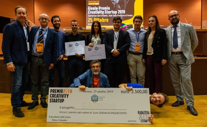 "Treviso Creativity Week lancia il ""Premio Creativity Startup"""