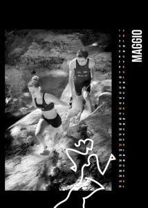 Atleti modelli per un mese per il Calendario GS La Piave 2000