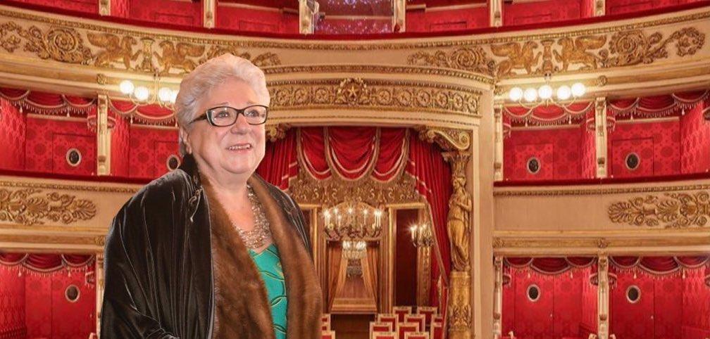 Livia Pomodoro e il futuro del teatro