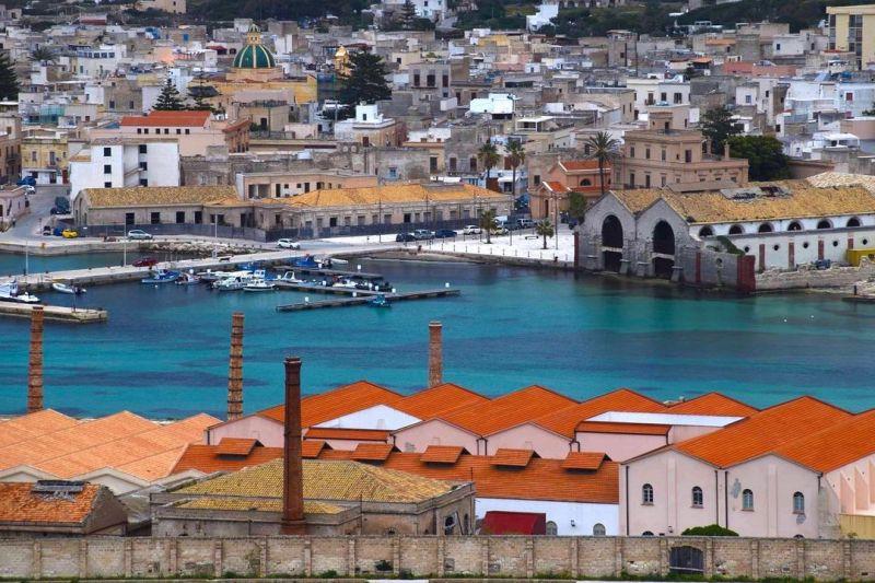 Borghi isole d'Italia: Favignana