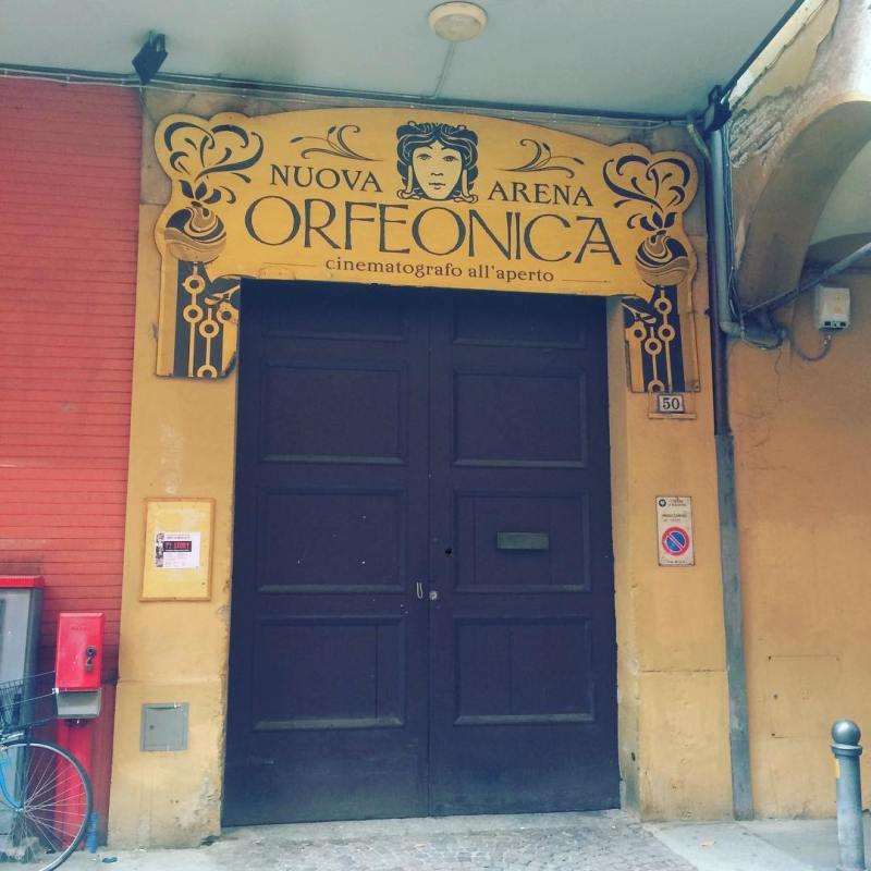 Ingresso Arena Orfeonica.