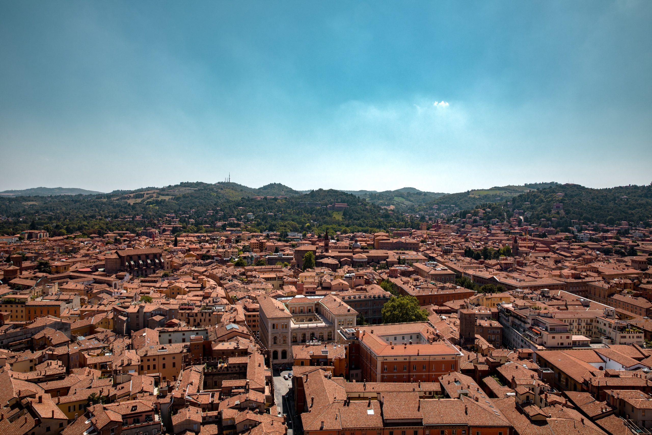 Itinerario di Bologna in un giorno