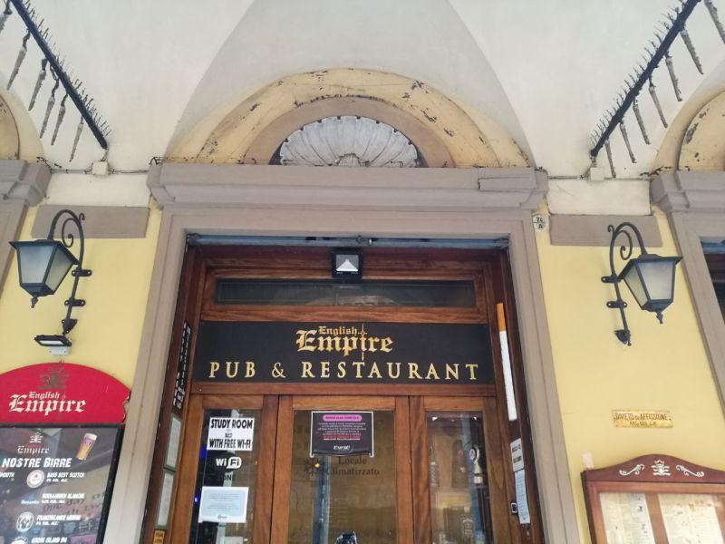 Dove studiare a Bologna in tranquillità e con tutte le comodità del caso? All'Empire English Pub per esempio!