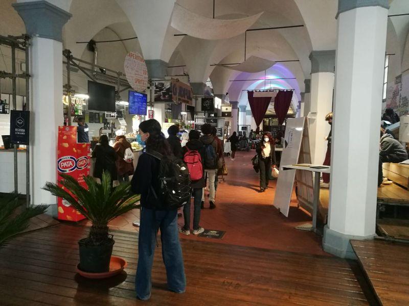 La Scuderia è un bel locale dove studiare a Bologna come alternativa alle affollatissime biblioteche.