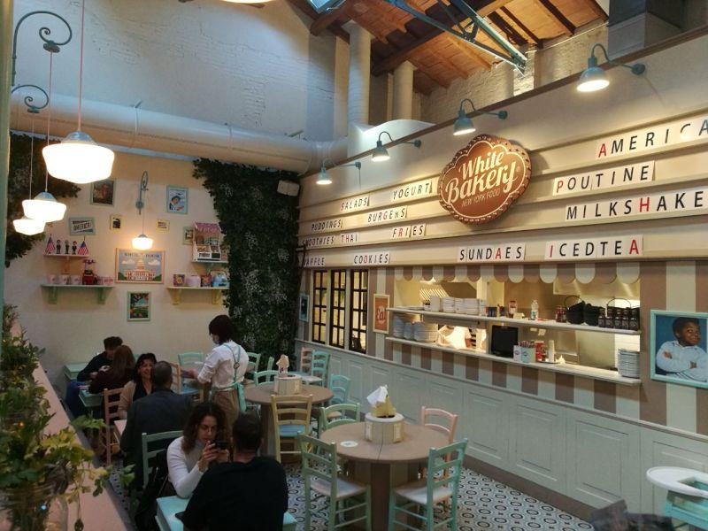 White Bakery è un'ottima opzione per chi non sa dove studiare a Bologna.
