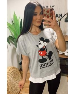 Camiseta mickey 2602