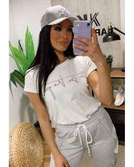 Camiseta letras 2402