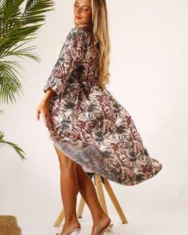 Kimono estampado 2104