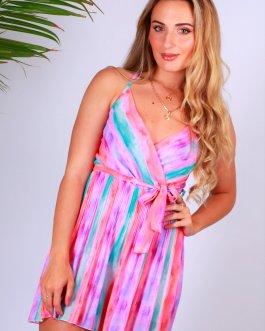 Vestido corto 1005