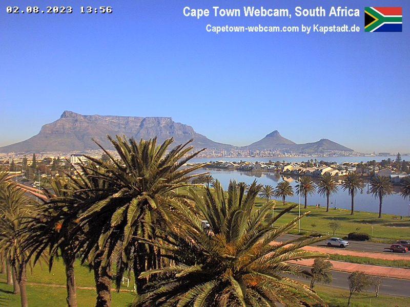Cape Town Webcam - www.kapstadt.de