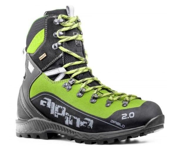 Moško pohodni čevlji Alpina Diablo 2.0.