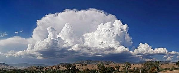 Oblak Kumulonimbus