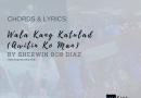 wala kang katulad lyrics