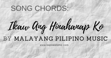 ikaw ang hinahanap ko chords by malayang pilipino