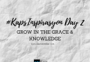 christian motivation tagalog grow in the grace