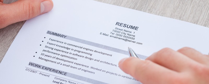 How to Fix Your Resume for Grad School   Kaplan Test Prep How to Fix Your Resume for Grad School