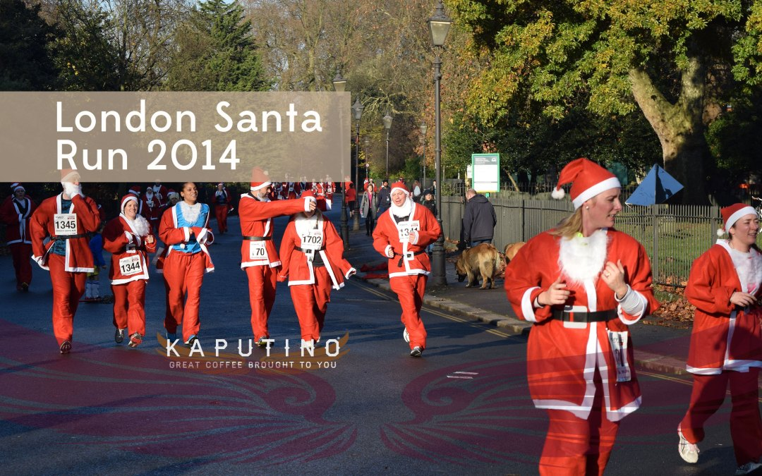London Santa Run 2014, Battersea Park, from 209 Events