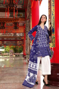Gul Ahmed Lawn Oriental Collection